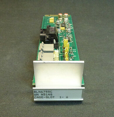 Motorola Centracom Board Interface Card BLN6755C25 Radio Communication HAM