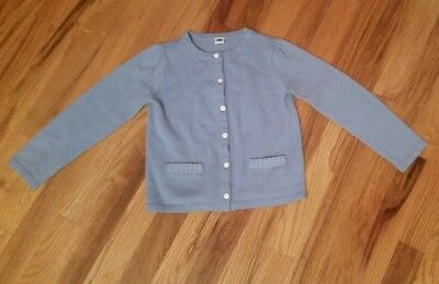 Janie and jack girl sweater front bottoms size 5