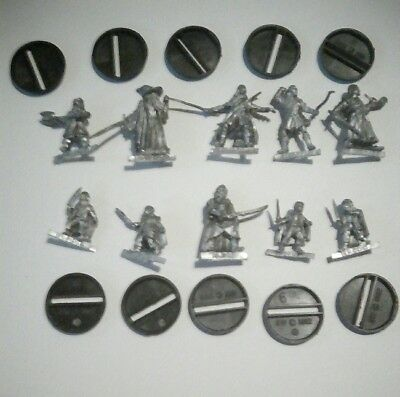 Lord Of The Rings Fellowship Of The Ring All Nine Figures Citadel Minatures
