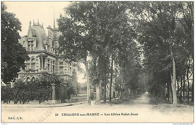 51-Chalons En Champagne-N°C-3004-A/0339