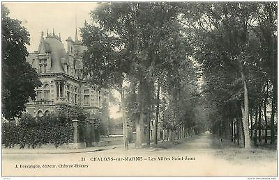 51-Chalons En Champagne-N°C-3004-A/0343
