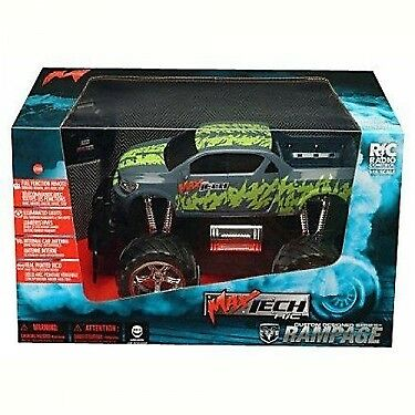 Monster Truck Buggy offroad Radicomandato  RC 1:15 + Controller Dodge Rampage