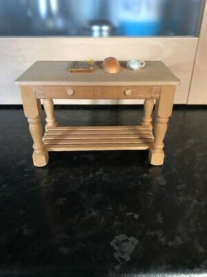 Doll House Kitchen Table