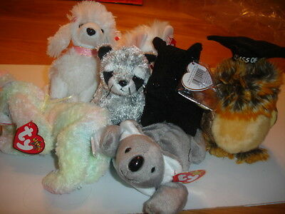 Retired Beanie Babies Your Choice   All New