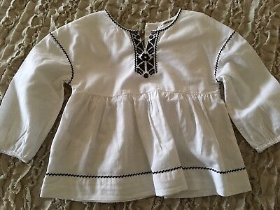 Country Road Baby Girls Top 12-18 Months