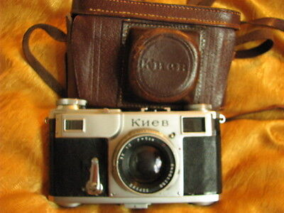 Fed Mikron Micron. Made in USSR. Papiere !1