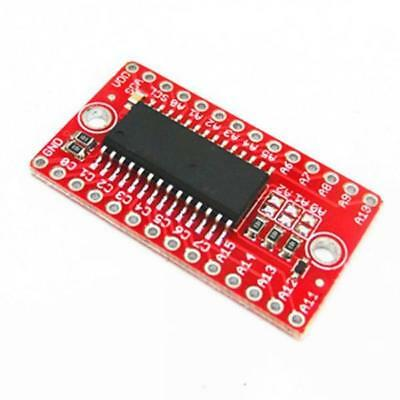 Red Breakout Module HT16K33 Digital Tube Driver Development for Counters