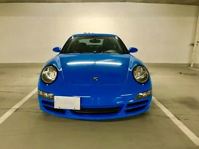 2005 Porsche 911 Carrera S Rare Mexico Blue Porsche 911 Carrera S Fully Loaded with special options 6 Speed