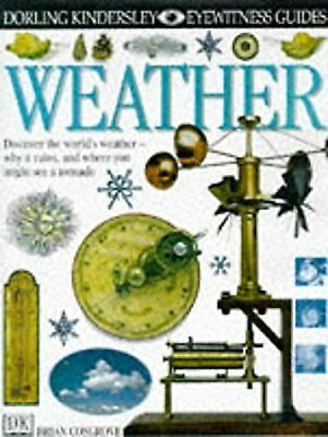 Weather (Eyewitness Guides), Cosgrove, Brian, Used; Good Book