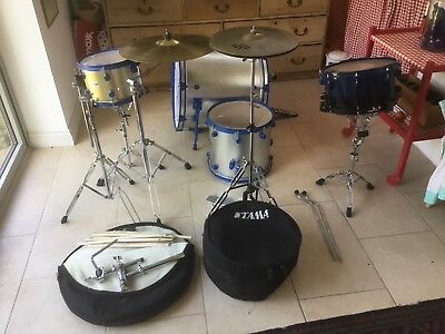 ddrum 4 piece with symbols and covers