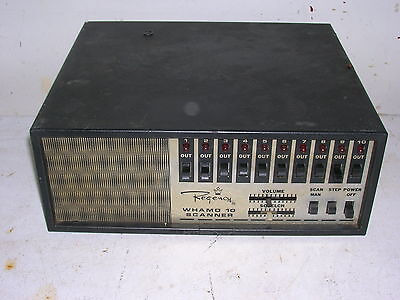 Regency Whamo 10 channel scanner