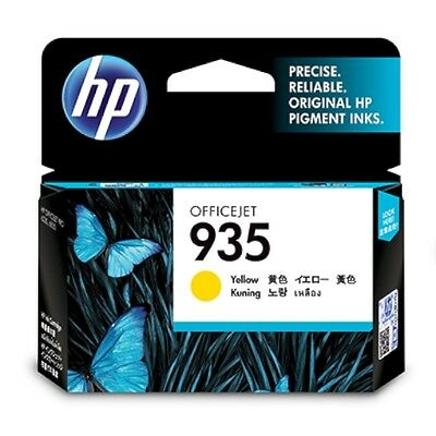 Hp Cart. Ink Yellow N.935 For Officejet Pro 6230 6830 C2P22Ae