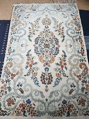 Silk Cream Persain Rug