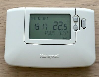 Honeywell CM907 7 Day Programmable Thermostat Central Heating Stat