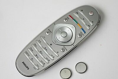 "242254990361 RC4501 ORIGINAL Philips ""alu"" Fernbedienung remote distanca telecom"