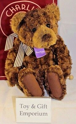SPECIAL OFFER! Charlie Bears Bearhouse URQHART (Brand New Stock!)