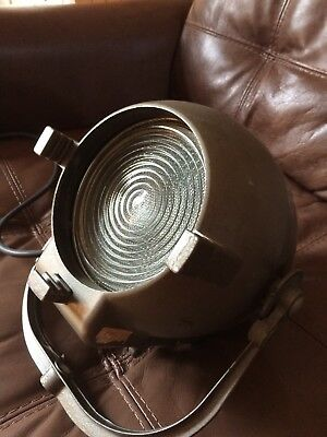 STRAND ELECTRIC 1950's VINTAGE STAGE/THEATRE LIGHT - ORIGINAL CONDITION