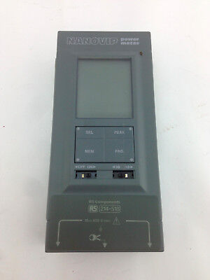 ELCONTROL ENERGYNanoVipPower Analyser (No cables)