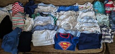 Baby Boys Clothing Bundle 6-9 months