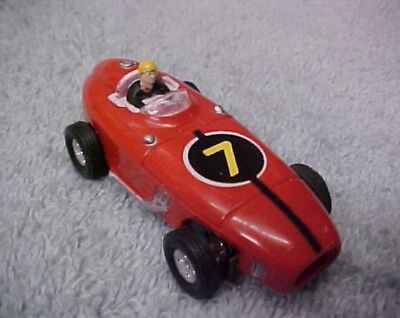 """Aurora T-Jet Red Indianapolis Racer #1359 (Tunderjet 500)  """"very Nice"""""""