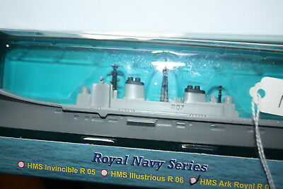Faulty item RO7 HMS Ark Royal  smudged pennant on one side