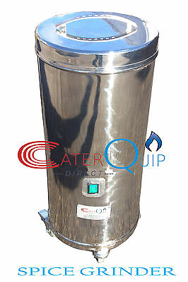 Spice Grinder For Heavy Duty Commercial Use