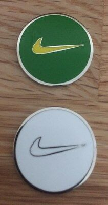 Set of two Magnetic golf ball markers                                  m167