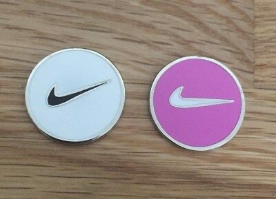 Set of two Magnetic golf ball markers                                  m169