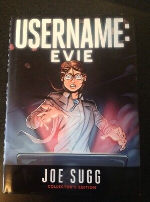 Username Evie Graphic Novel