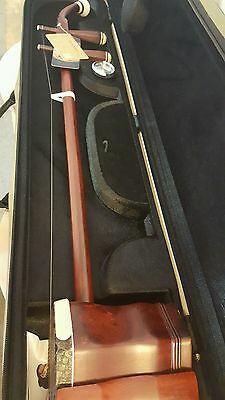 Dunhuang Performance Chinese Erhu Violin 17A dispatch fr AU FREE DELIVERY