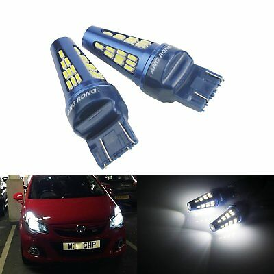 2x 7440 580 7443 T20 W21/5W LED Bulb 5W Side Indicator Daytime Running Light DRL