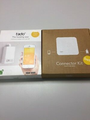 Tado - The Heating App - Connector Kit Beta - Smart Heating Control - Boxed