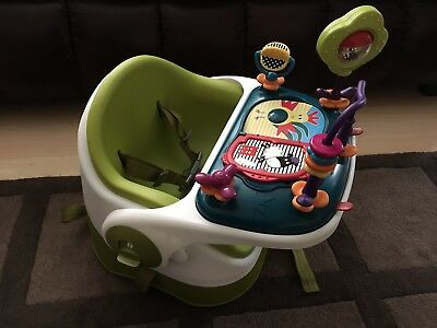 Mamas And Papas Baby Bud Booster Seat, with activity tray