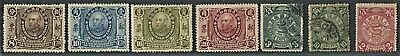 A selection of mint and used early Chinese stamps, mixed condition (14)