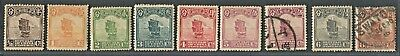 A selection of mint and used early Chinese stamps, mixed condition (15)