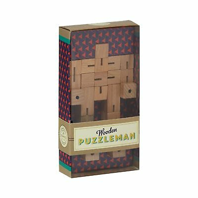 Games & Puzzles Wooden Puzzle Man From Debenhams