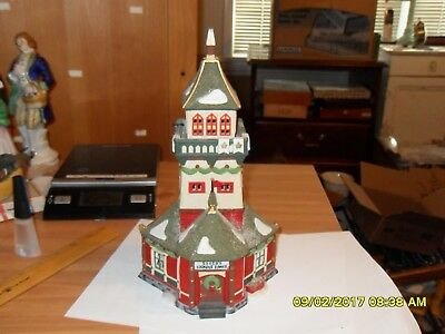 North Pole series SANTA'S LOOKOUT TOWER