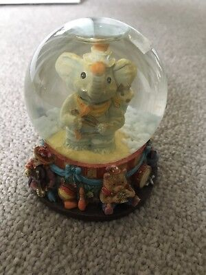 Regency Fine Arts Snow Globe Elephant / Toys
