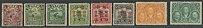 A selection of mint and used early Chinese stamps, mixed condition (20)