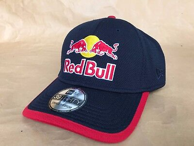 Red Bull Athlete Only! Hat Cap by New Era Size Small-Medium