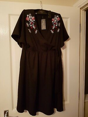 new look maternity dress size 14 BNWT