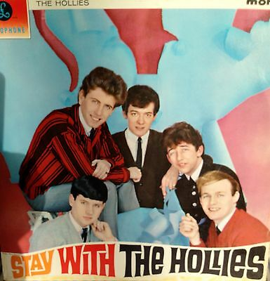 """Hollies  """"stay With The Hollies"""" 1St Lp Parlophone"""