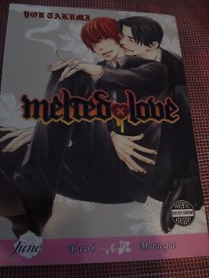 Yaoi Manga Book - Melted Loved - You Takumi