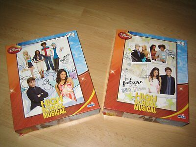 High School Musical Puzzles X