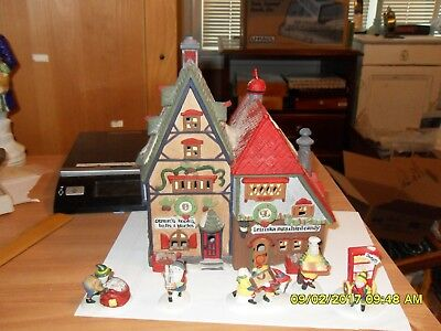 North Pole series OBBIE'S BOOKS & LETRINKA'S CANDY with elves