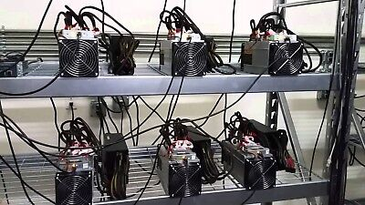 Bitmain Antminer S7 ASIC Bitcoin Miner 4730 GH/s 4.73 TH/s PSU INCLUDED