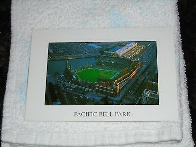 Pacific Bell Park-Photographer's Edition-San Francisco Postcard-Unmarked