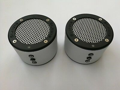 Two Minirig Speakers - Inculding cases and additional cables - Free P&P