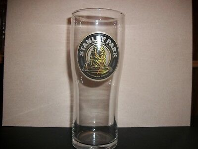 Stanley Park Brewery.- Beer Glass
