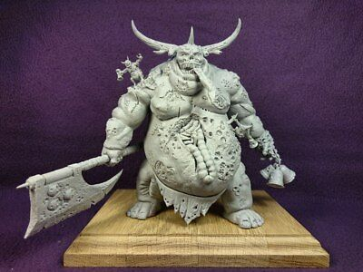 Great Unclean One - Greater Daemon Of Nurgle  Resin